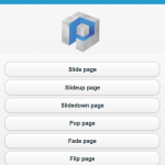 jQuery Mobile example page